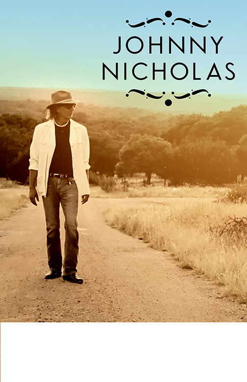 Web Johnny Nicholas Show Poster 3